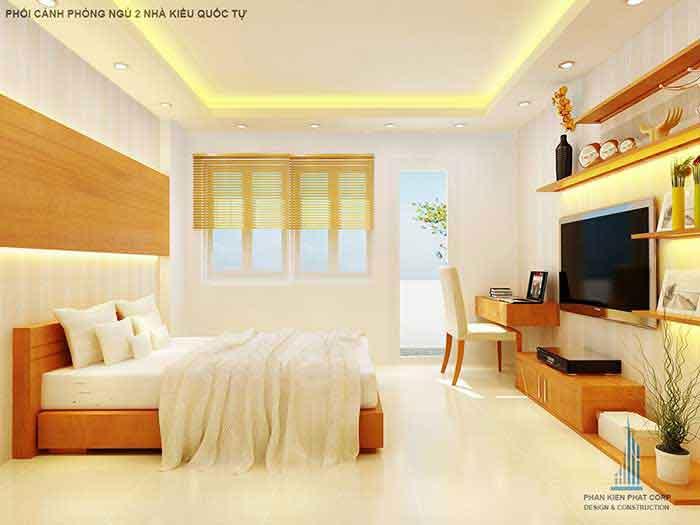 bố trí phòng ngủ theo phong thủy