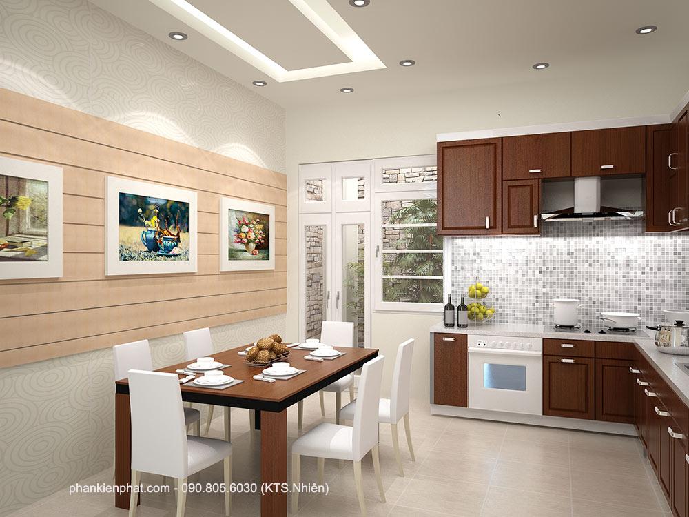 Phòng bếp góc view 2