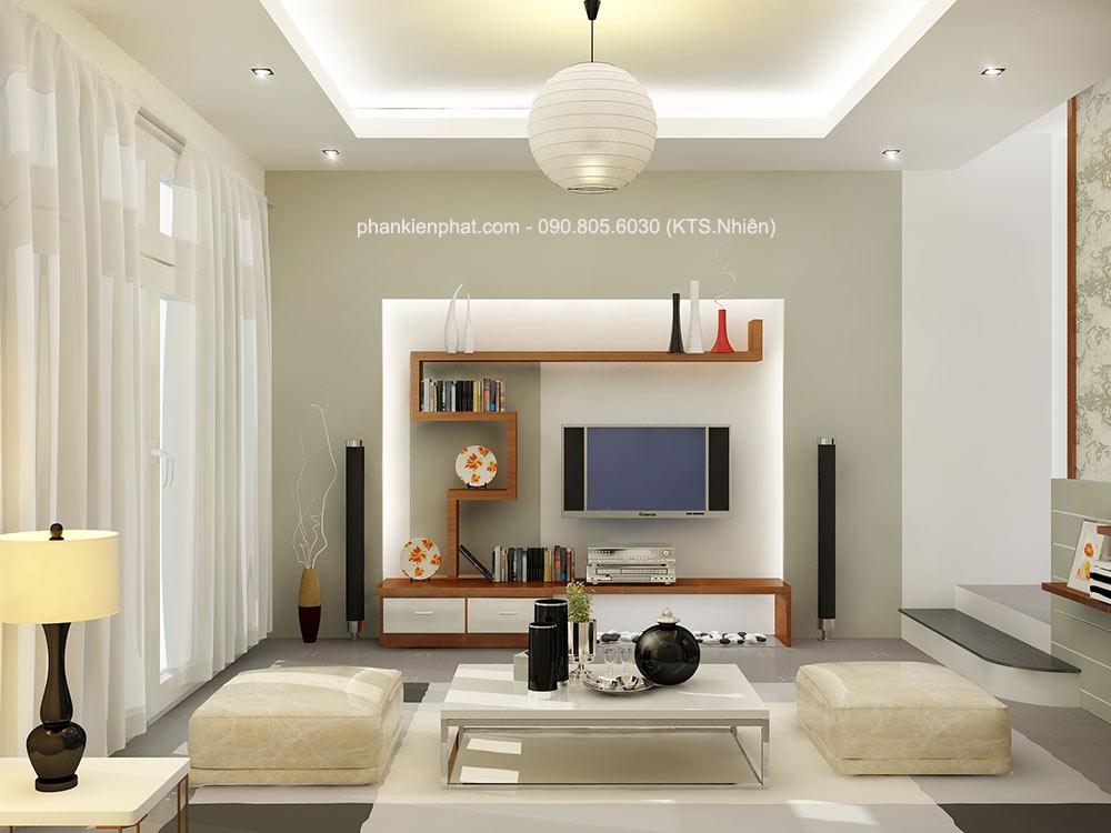 Phòng khách góc view 2