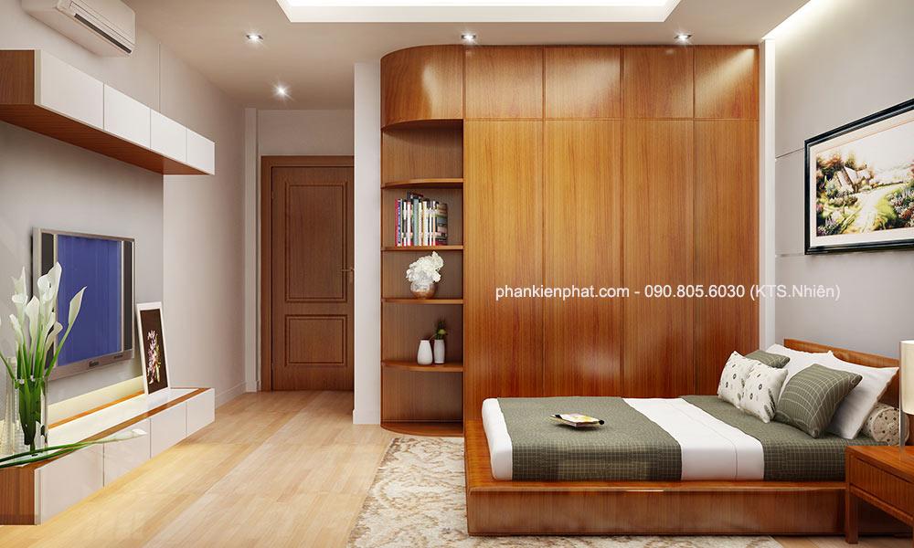 Phòng ngủ 1 góc view 2