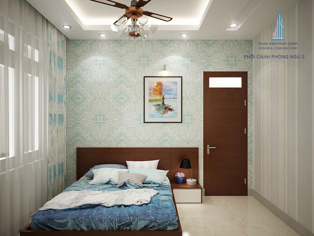 Phòng ngủ 2 góc 2