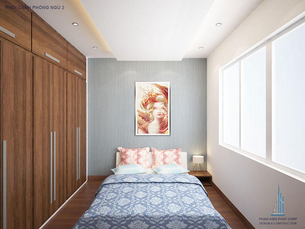 Phòng ngủ 2 góc nhìn 2