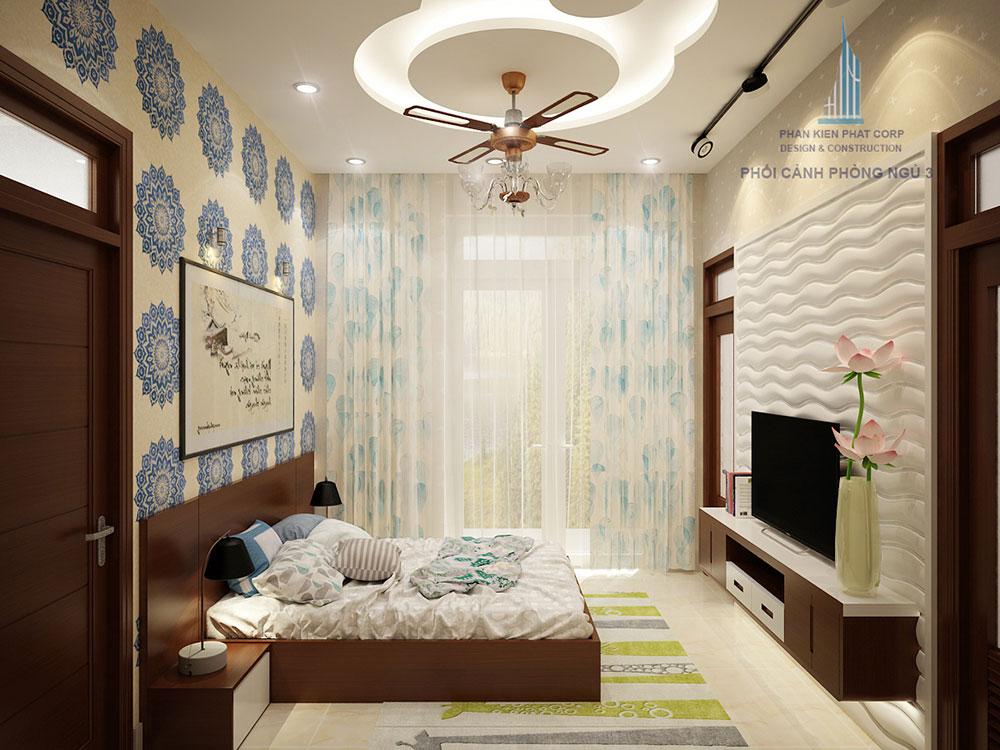 Phòng ngủ 3 góc 2