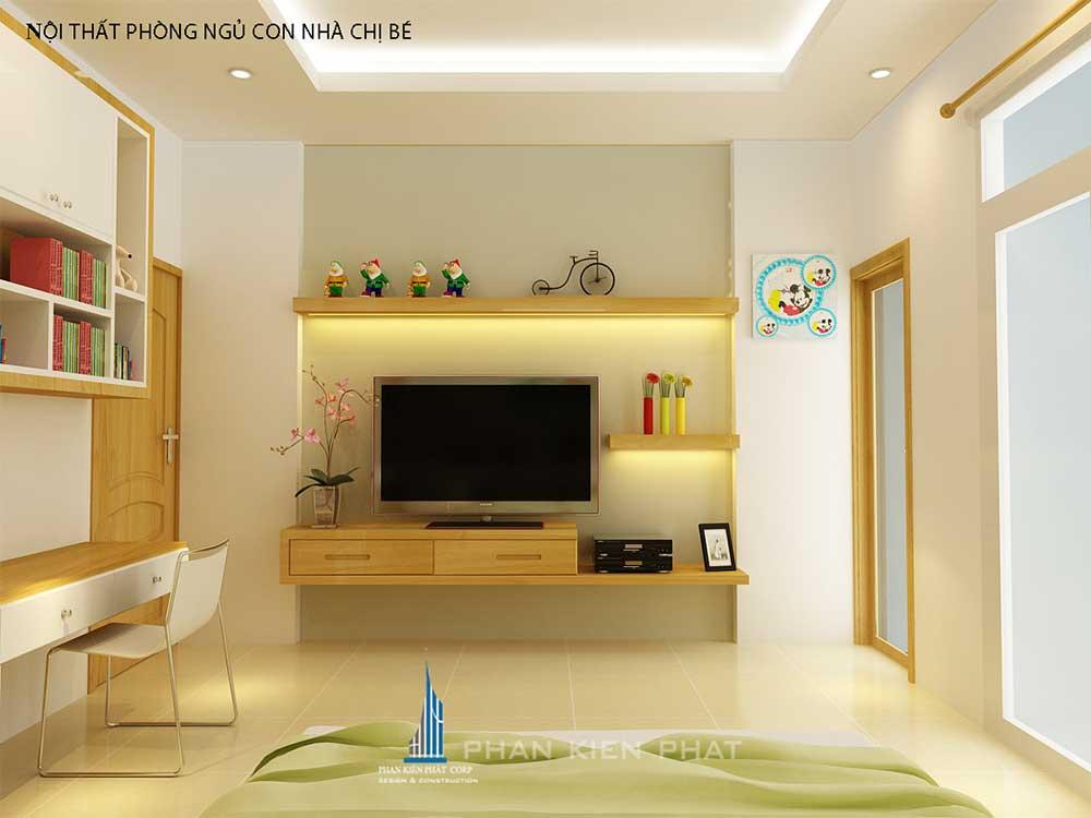 Phòng ngủ 3 góc view 3
