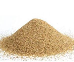 Cát vàng hạt lớn đổ bê tông