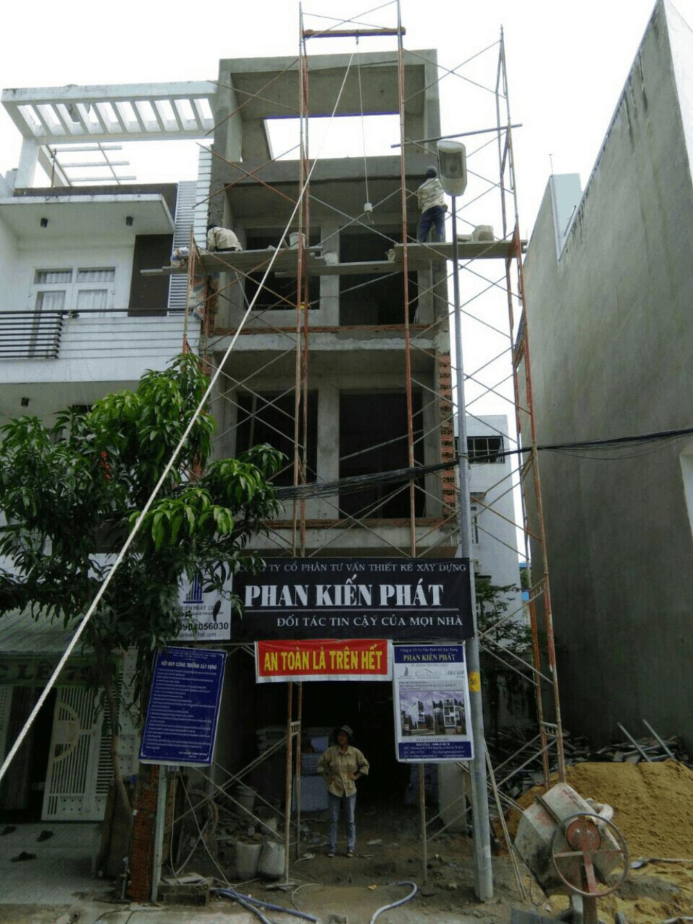 Giai đoạn hoàn thiện nhà phố đẹp goc view 4