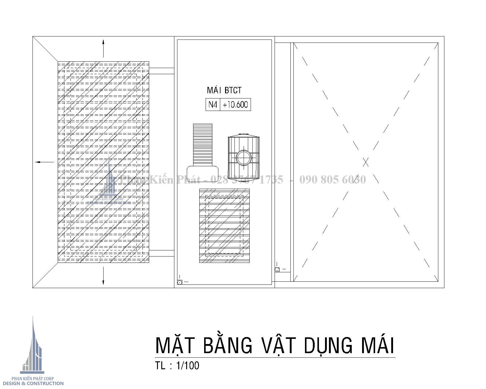 Mat Bang Mai Biet Thu Pho Hien Dai Binh Phuoc