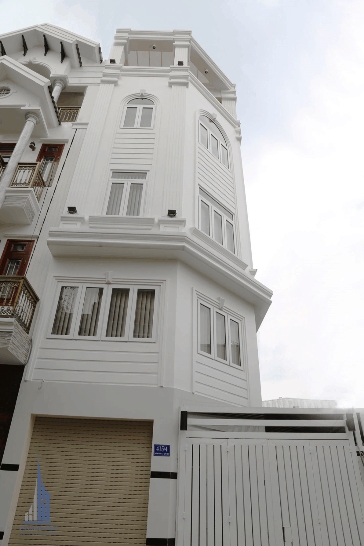 Công trình biệt thự phố 4.5x12.5m hiện đại sang trọng thu hút mọi ánh nhìn