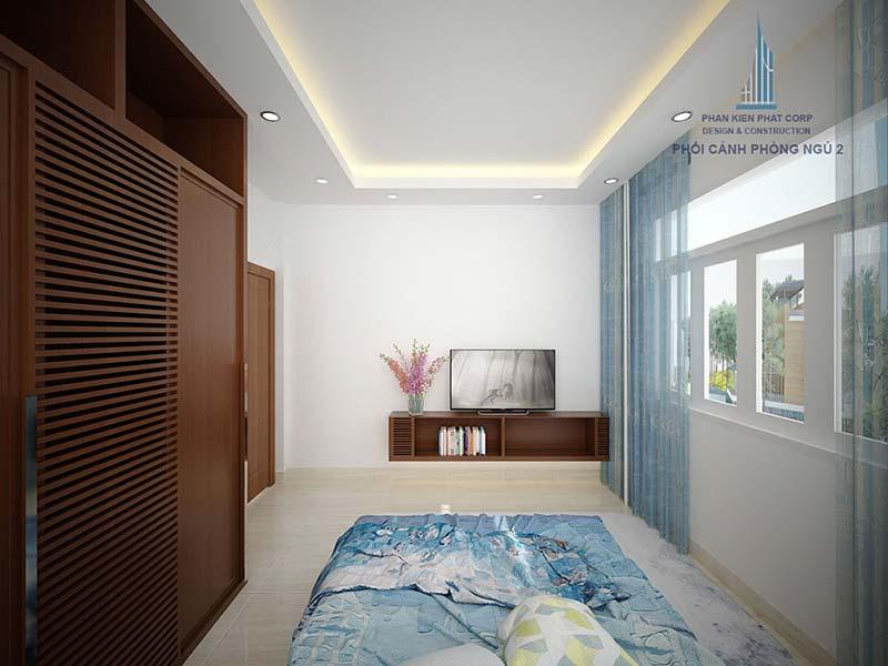 Mẫu phòng ngủ sang trọng hiện đại