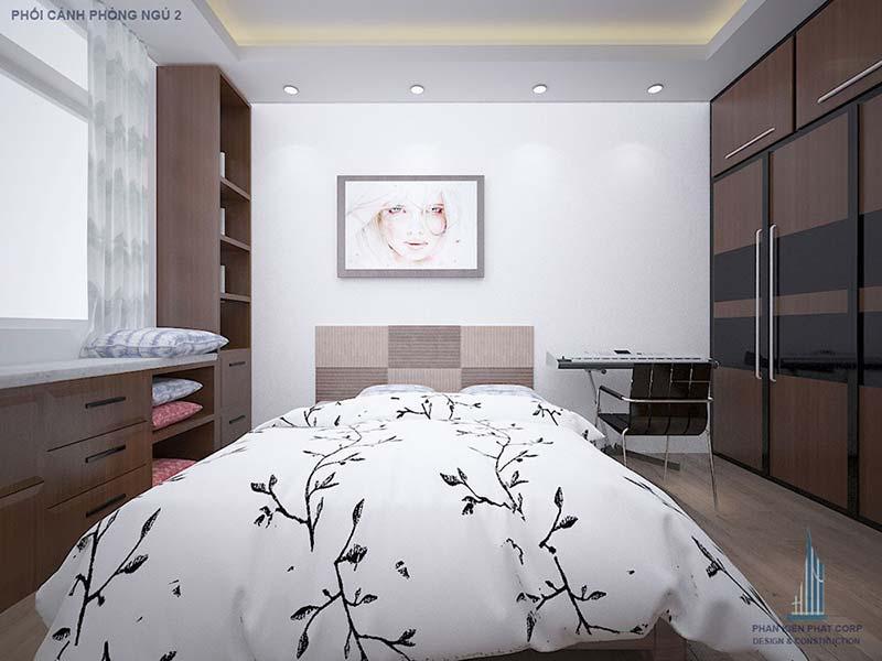 Mẫu phòng ngủ sang trọng