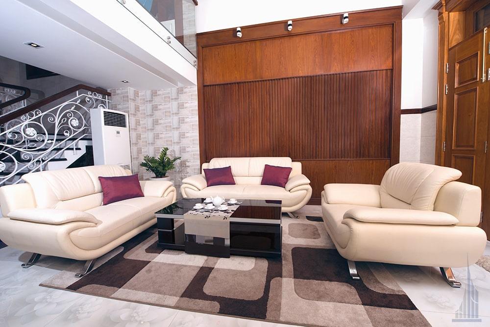 Nội thất phòng khách góc view 4