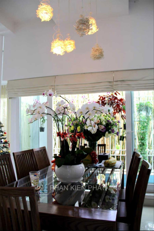 Phòng bếp và phòng ăn góc view 5