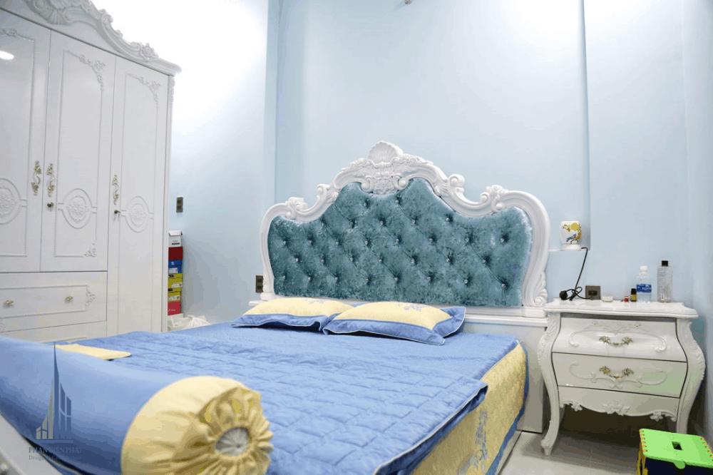 Phòng Ngủ Được Thiết Kế Hợp Lí Sang Trọng Tiện Nghi