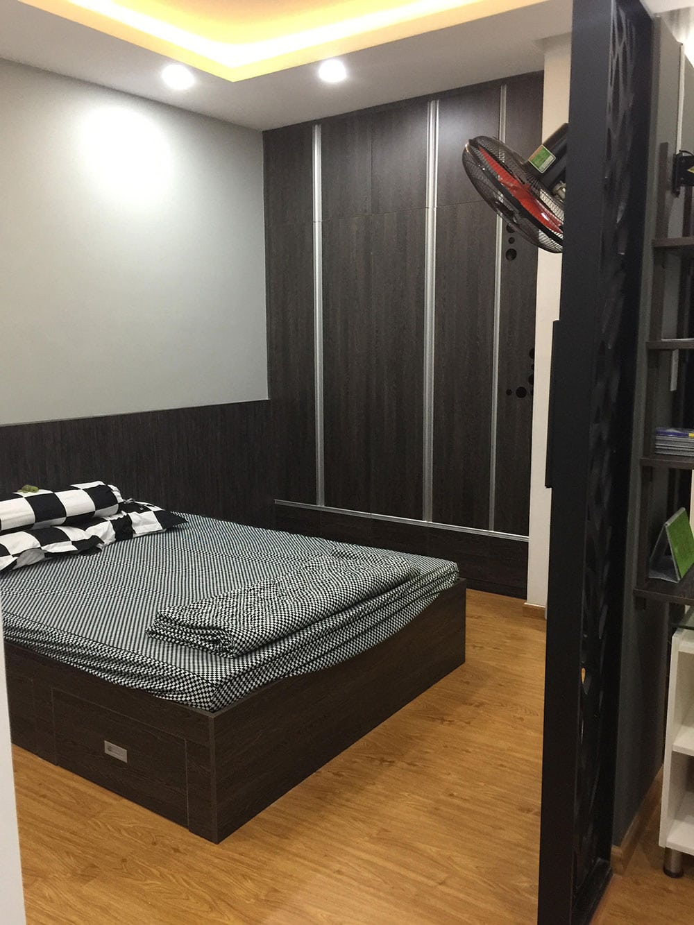 Phòng ngủ 2 góc nhìn 1