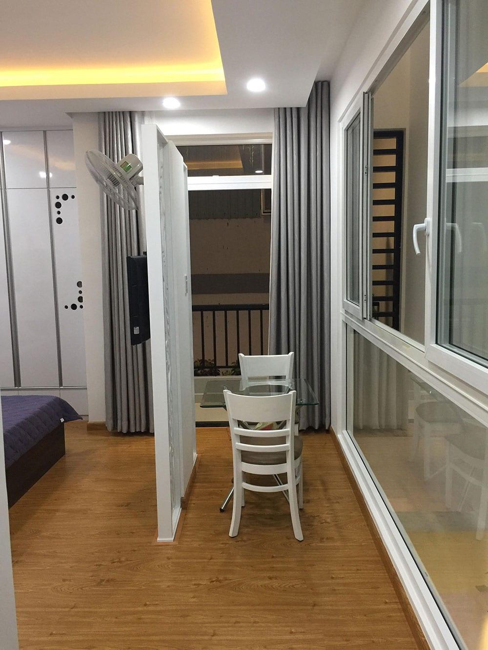 Phòng ngủ góc nhìn 4