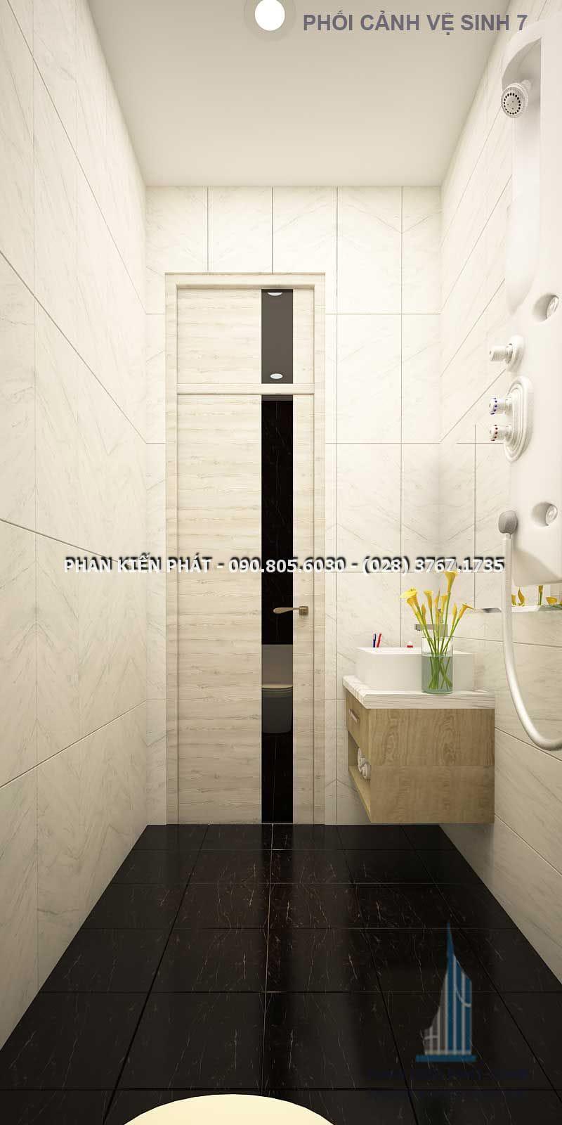 Phòng vệ sinh 7