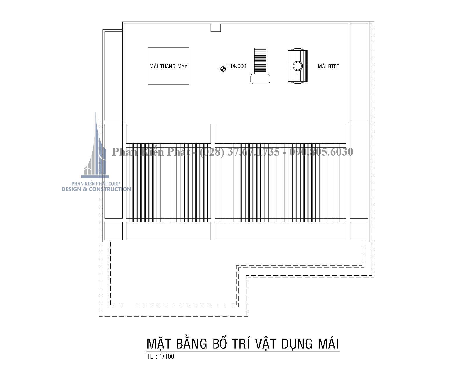 Mat Bang Lau Mai Biet Thu Vuon Co Ho Boi
