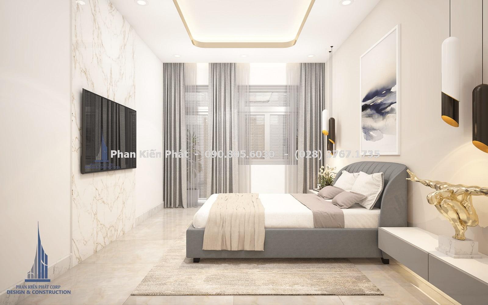 Nội thất phòng ngủ dành cho khách đẹp góc 2