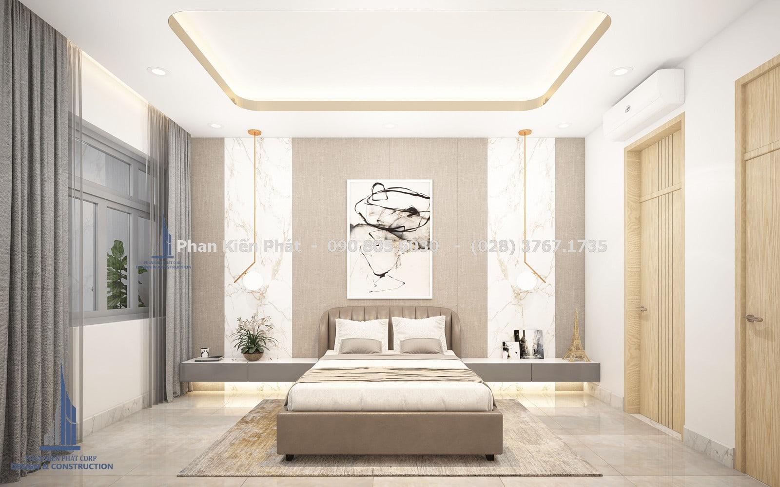 Nội thất phòng ngủ dành cho khách 2 đẹp góc 1