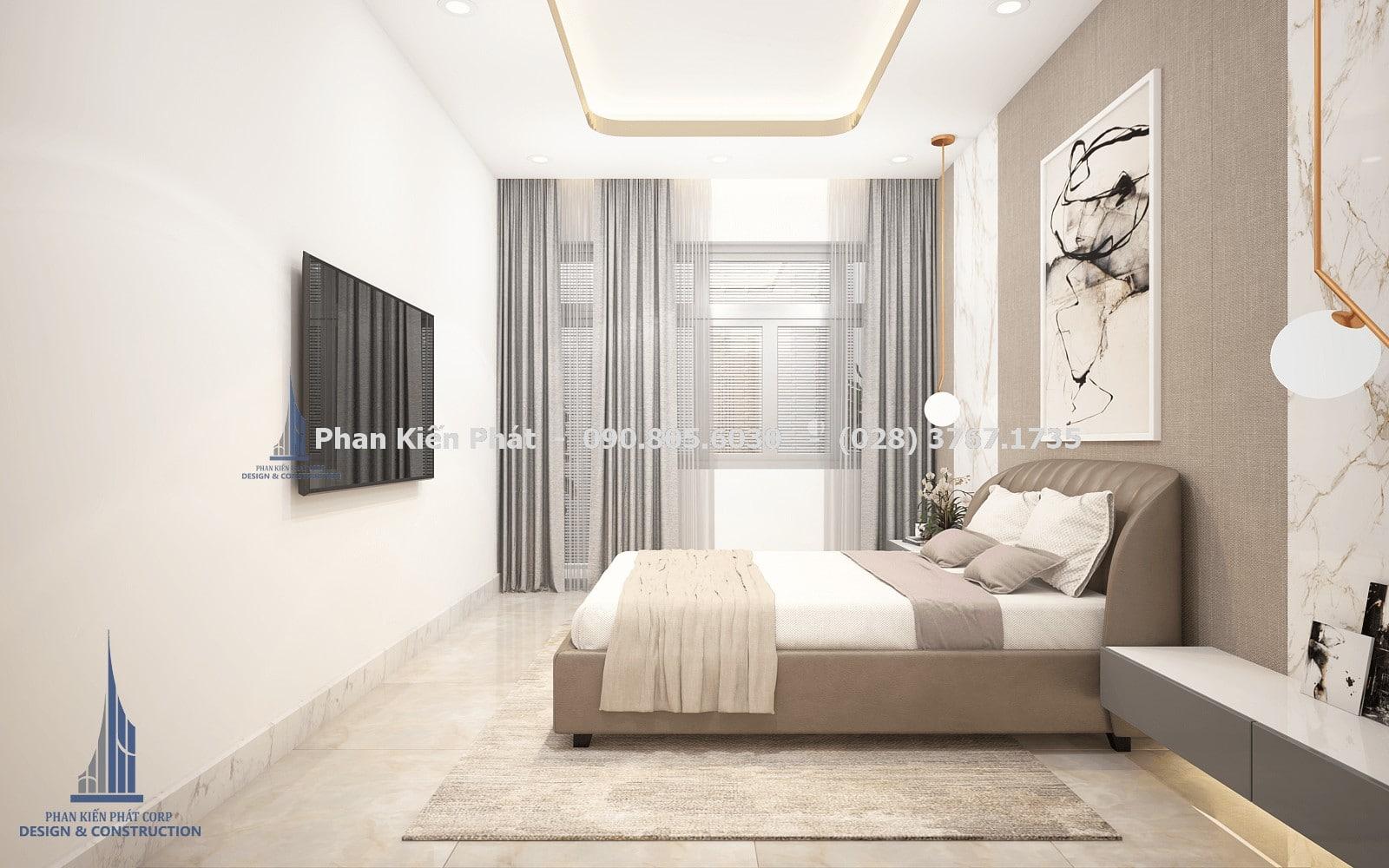 Nội thất phòng ngủ dành cho khách 2 đẹp góc 2