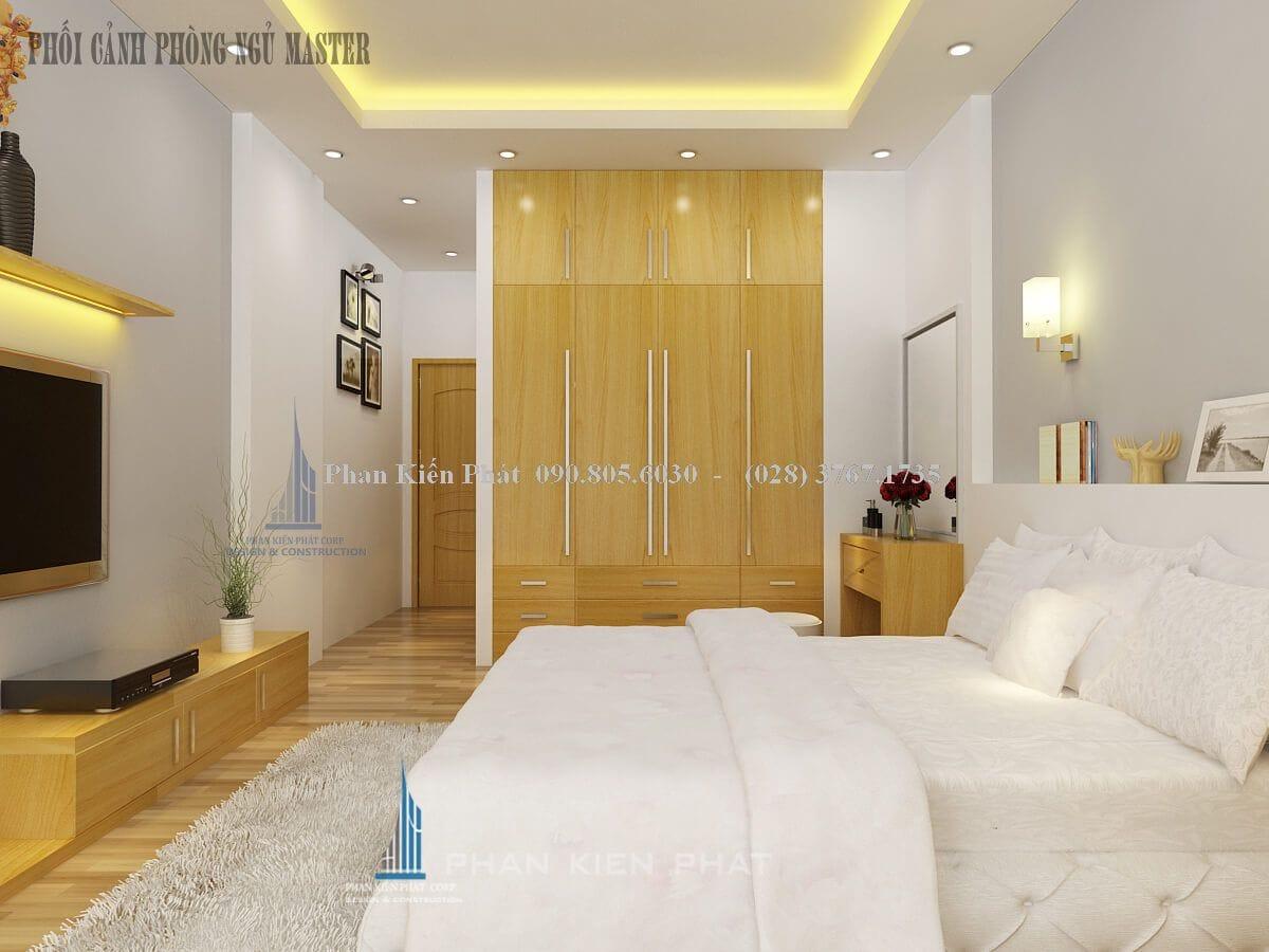 nội thất phòng ngủ master view 1