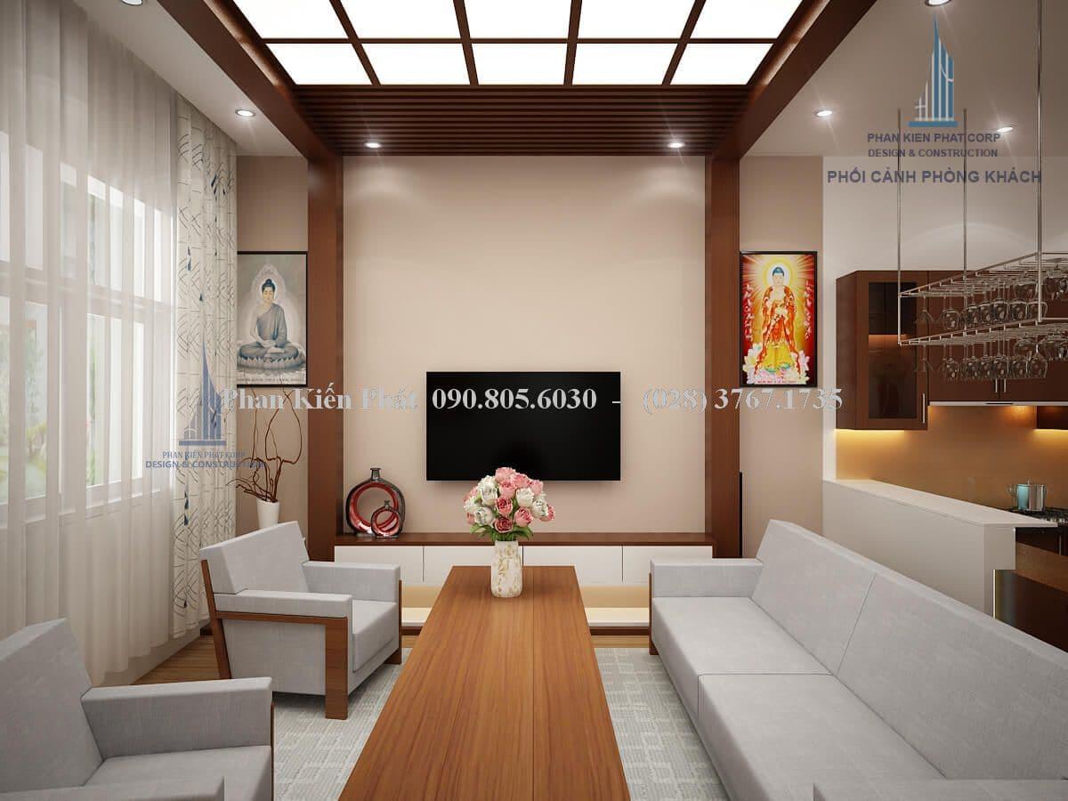 Nội thất phòng biệt thự đẹp view 2