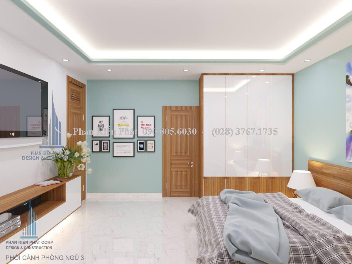 Nội thất phòng ngủ view 2