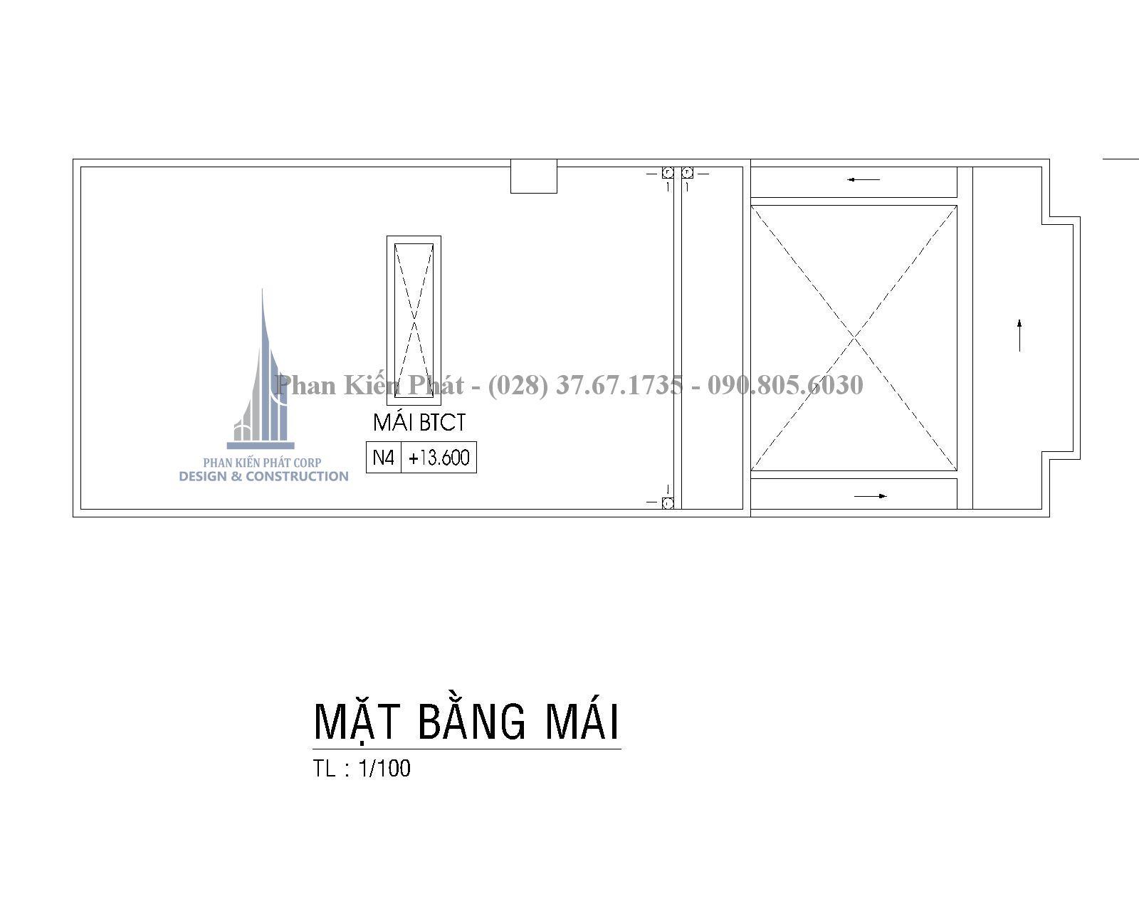 Mat Bang Mai Nha Pho