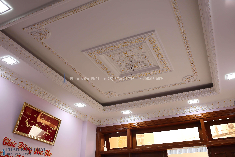 Cải tạo lại trần nhà cho mới và đẹp hơn