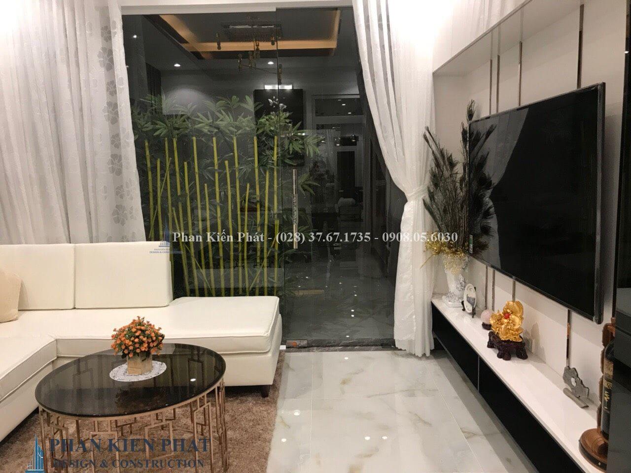 Hoan Thanh Cong Tac Hoan Thien Noi That Phong Cho Kham Benh View 1-công trình thi công hoàn thiện nhà phố 5 tầng