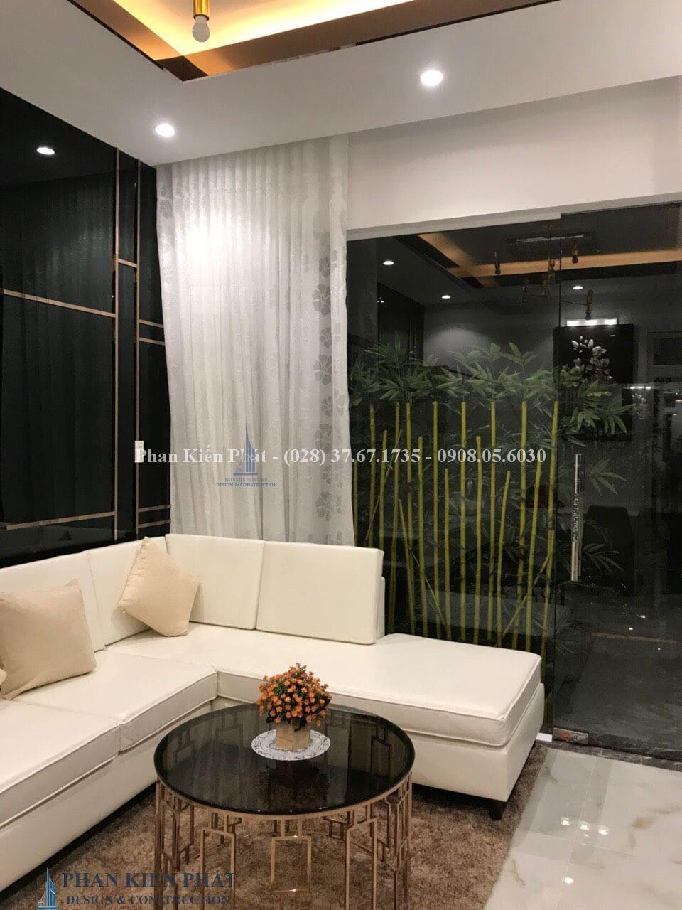 Hoan Thanh Cong Tac Hoan Thien Noi That Phong Cho Kham Benh View 2-công trình thi công hoàn thiện nhà phố 5 tầng