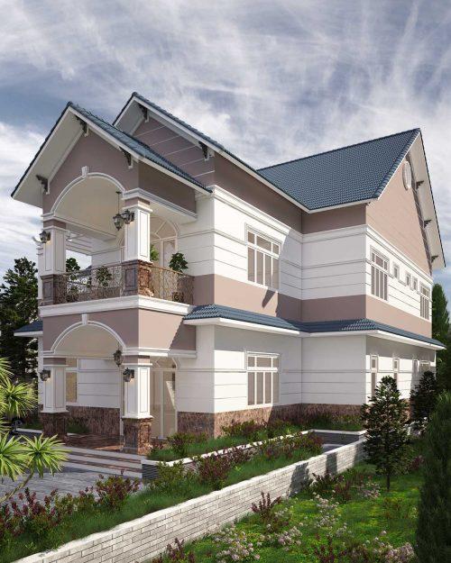Villa Dep Sang Trong V3