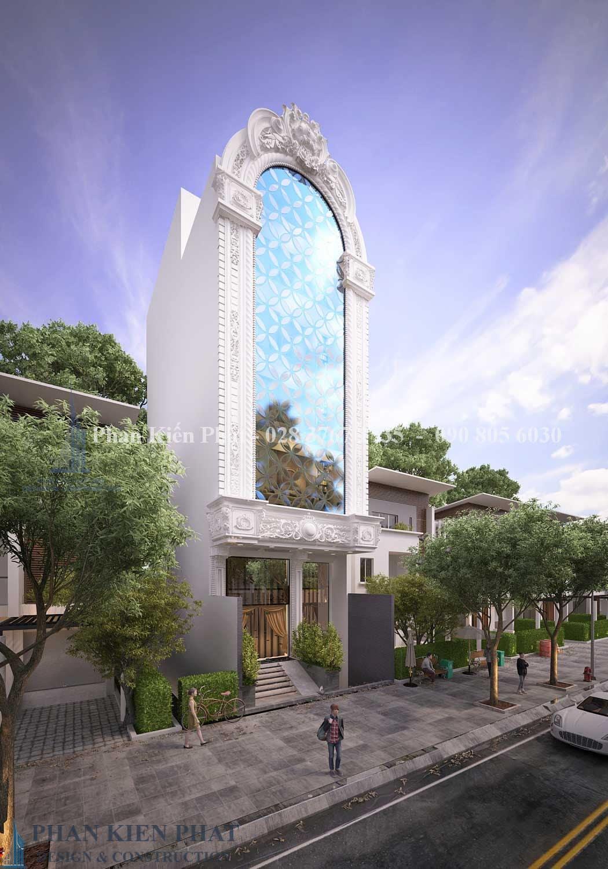 Biệt thự cổ điển kết hợp với kinh doanh quận 2 View 2