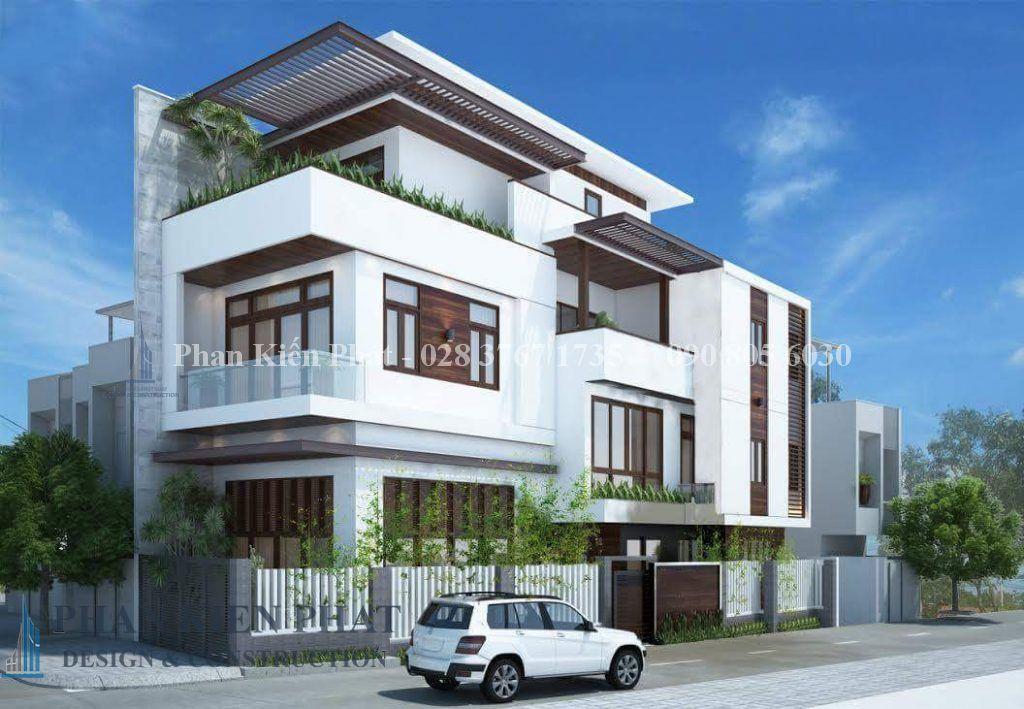 Nha Pho Hien Dai 2 Mat Tien 2 1024x709
