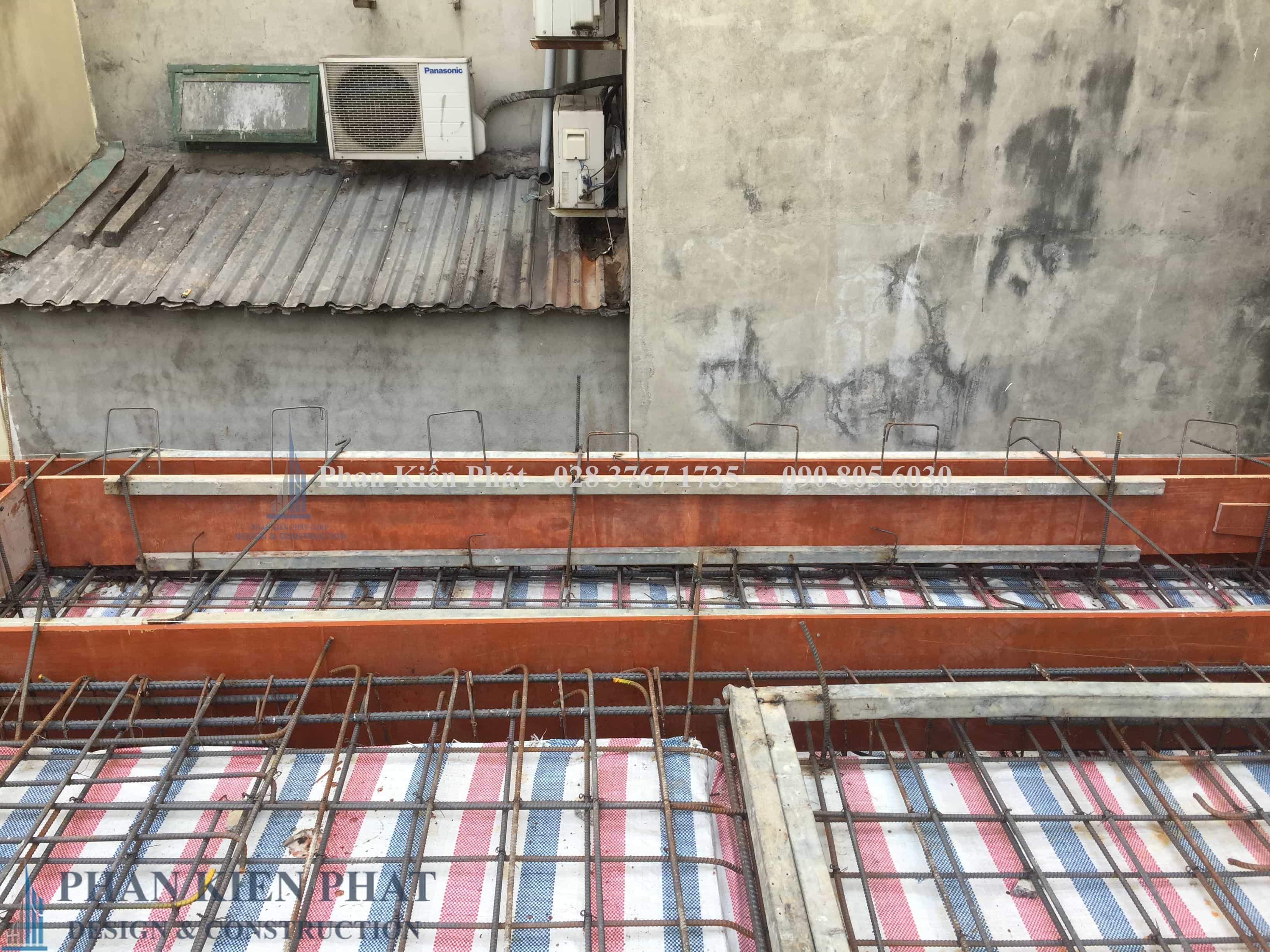 Gia Cong Lap Dat Cop Pha Cot Thep Dam San Ban Cong Lau 1 - công trình xây dựng trọn gói