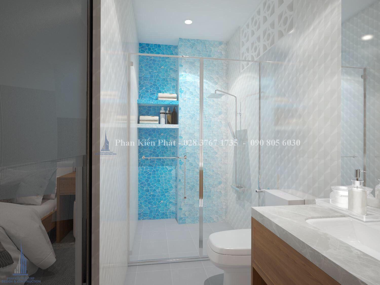 Noi That Phong Ve Sinh 2 - mẫu thiết kế biệt thự 3 tầng