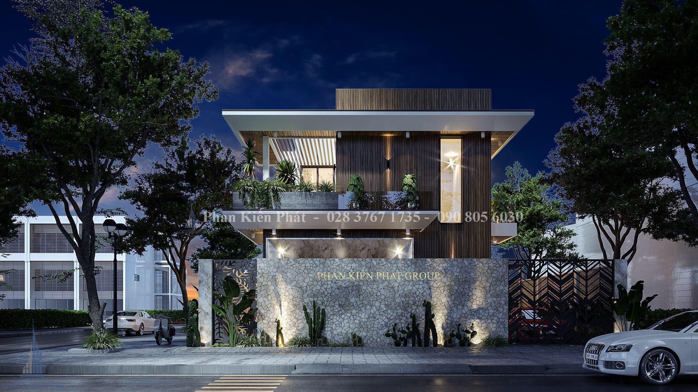 Biet Thu Vuon 2 Tang Dep Phan Thiet 2